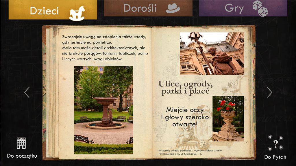 interaktywna ekspozycja muzealna